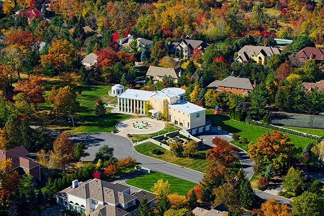 Michael Graves Modern Masterpiece in Livingston NJ