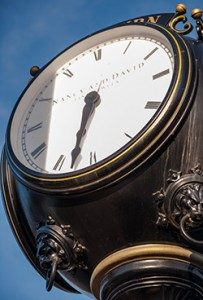 Millburn-Short-HIlls-Clock
